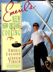 Cover of: Emeril&#39;s new New Orleans cooking by Emeril Lagasse