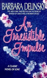 Cover of: An Irresistible Impulse by Barbara Delinsky
