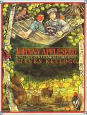 Cover of: Johnny Appleseed Big Book by Kellogg, Steven.