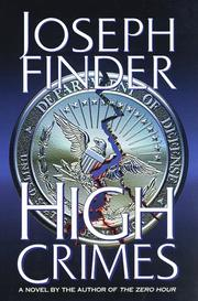 Cover of: High Crimes by Joseph Finder