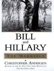 Cover of: Bill and Hillary by Christopher P. Andersen
