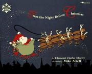 Cover of: Night before Christmas by Clement Clarke Moore