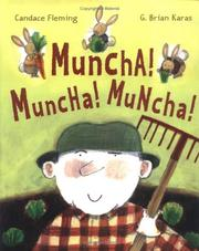 Cover of: Muncha! Muncha! Muncha! by Candace Fleming