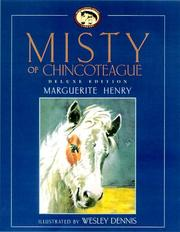 Cover of: Misty of Chincoteague by Marguerite Henry