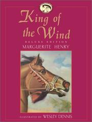 Cover of: King of the Wind by Marguerite Henry