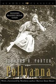 Cover of: Pollyanna by Eleanor Hodgman Porter