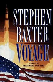 Cover of: Voyage by Stephen Baxter