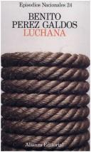 Cover of: Luchana by Benito Prez Galds