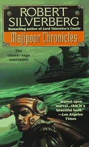 Cover of: Majipoor Chronicles by Robert Silverberg