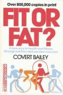 Cover of: Fit or Fat by Covert Bailey