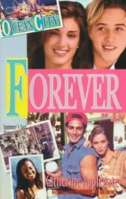 Cover of: Forever (Ocean City, No 11) by Katherine A. Applegate