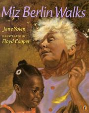 Cover of: Miz Berlin Walks by Jane Yolen
