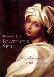 Cover of: Beatrice's spell by Belinda Elizabeth Jack
