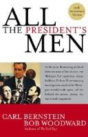 Cover of: All the President's men by Carl Bernstein and Bob Woodward