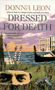 Cover of: Anonymous Venetian by Donna Leon