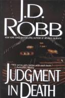 Cover of: Judgment in death by J. D. Robb