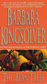 Cover of: The Bean Trees by Barbara Kingsolver