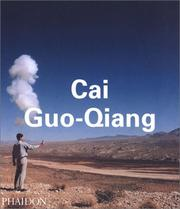Cover of: Cai Guo-Qiang by Guoqiang Cai
