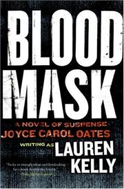 Cover of: Blood Mask by Lauren Kelly