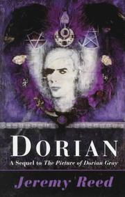 Cover of: Dorian by Jeremy Reed