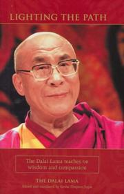 Cover of: Lighting the path by 14th Dalai Lama