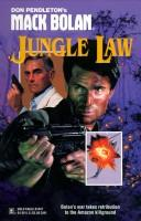 Cover of: Jungle Law (Superbolan, No 47) by Don Pendleton