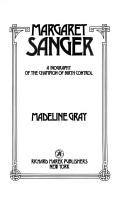 Cover of: Margaret Sanger by Madeline Gray