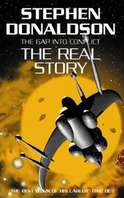 Cover of: The Real Story (Gap) by Stephen R. Donaldson