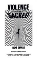 Cover of: Violence and the Sacred by Ren' Girard