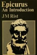 Cover of: Epicurus by John M. Rist