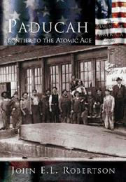Cover of: Paducah by John E. L. Robertson