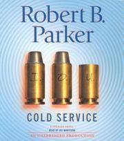 Cover of: Cold Service (Spenser Novels) by Robert B. Parker