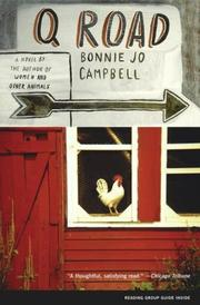 Cover of: Q road by Bonnie Jo Campbell