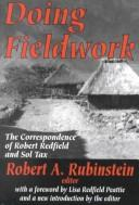 Cover of: Doing fieldwork by Redfield, Robert