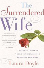 Cover of: The Surrendered Wife by Laura Doyle