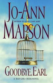 Cover of: Goodbye, Earl by Jo-Ann Mapson