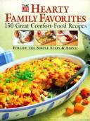 Cover of: Hearty Family Favorites by Time-Life Books