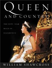 Cover of: Queen and Country by William Shawcross