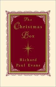 Cover of: The Christmas Box LP by Richard Paul Evans
