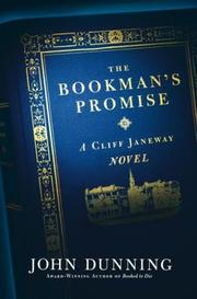 Cover of: The bookman's promise by Dunning, John
