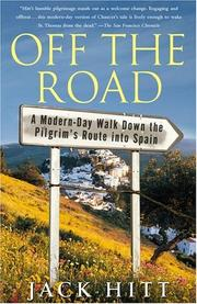 Cover of: Off the road by Jack Hitt