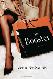 Cover of: The Booster by Jennifer Solow