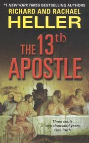 Cover of: The 13th Apostle by Rachael F. Heller