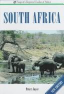 Cover of: Traveller's guide to South Africa by Peter Joyce