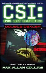 Cover of: CSI by Max Allan Collins