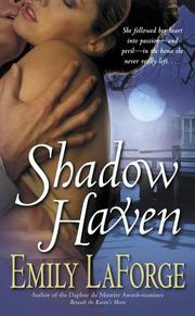 Cover of: Shadow haven by Emily LaForge