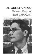 Cover of: An artist on art by Jean Charlot