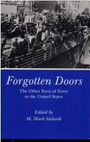 Cover of: Forgotten Doors by M. Mark Stolarik