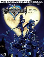 Cover of: Kingdom Hearts Official Strategy Guide by Dan Birlew