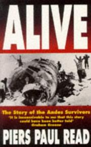 Cover of: Alive! by Piers Paul Read